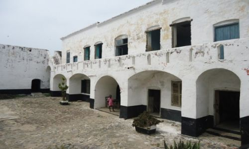 Zdjęcie GHANA / Central Region / Anomabo (Anomabu) / Fort William