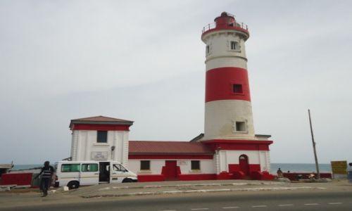 Zdjęcie GHANA / Greater Accra Region / Accra / Latarnia morska