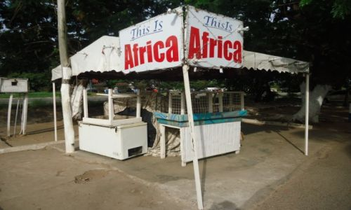 Zdjecie GHANA / Greater Accra Region / Accra / To jest Afryka