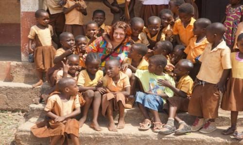 Zdjęcie GHANA / - / Kadjebi / 100% of happiness