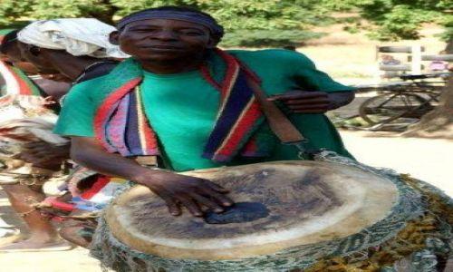 Zdjęcie GHANA / Bolgatanga / Kansingo / Festiwalowe granie