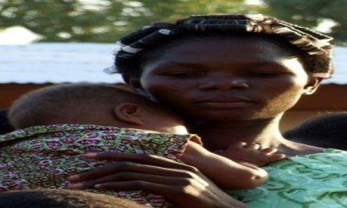 GHANA / Bolgatanga / Kansingo / Zadbana kobieta;)