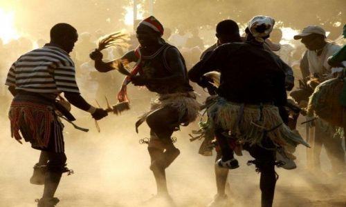 Zdjecie GHANA / Bolgatanga / Kansingo / Festiwal w Kans