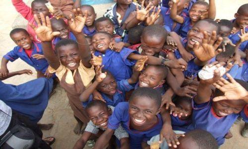 GHANA / Bolgatanga / Gdzieś w Ghanie / Szkoła