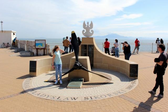 Zdjęcia: Cieśnina Gibraltar , Ocean Atlantydzki , Bandera Polska 3, GIBRALTAR