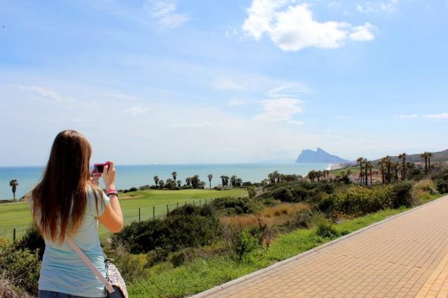 Zdjęcia: Cieśnina Gibraltar , Ocean Atlantydzki , Bandera Polska 5, GIBRALTAR