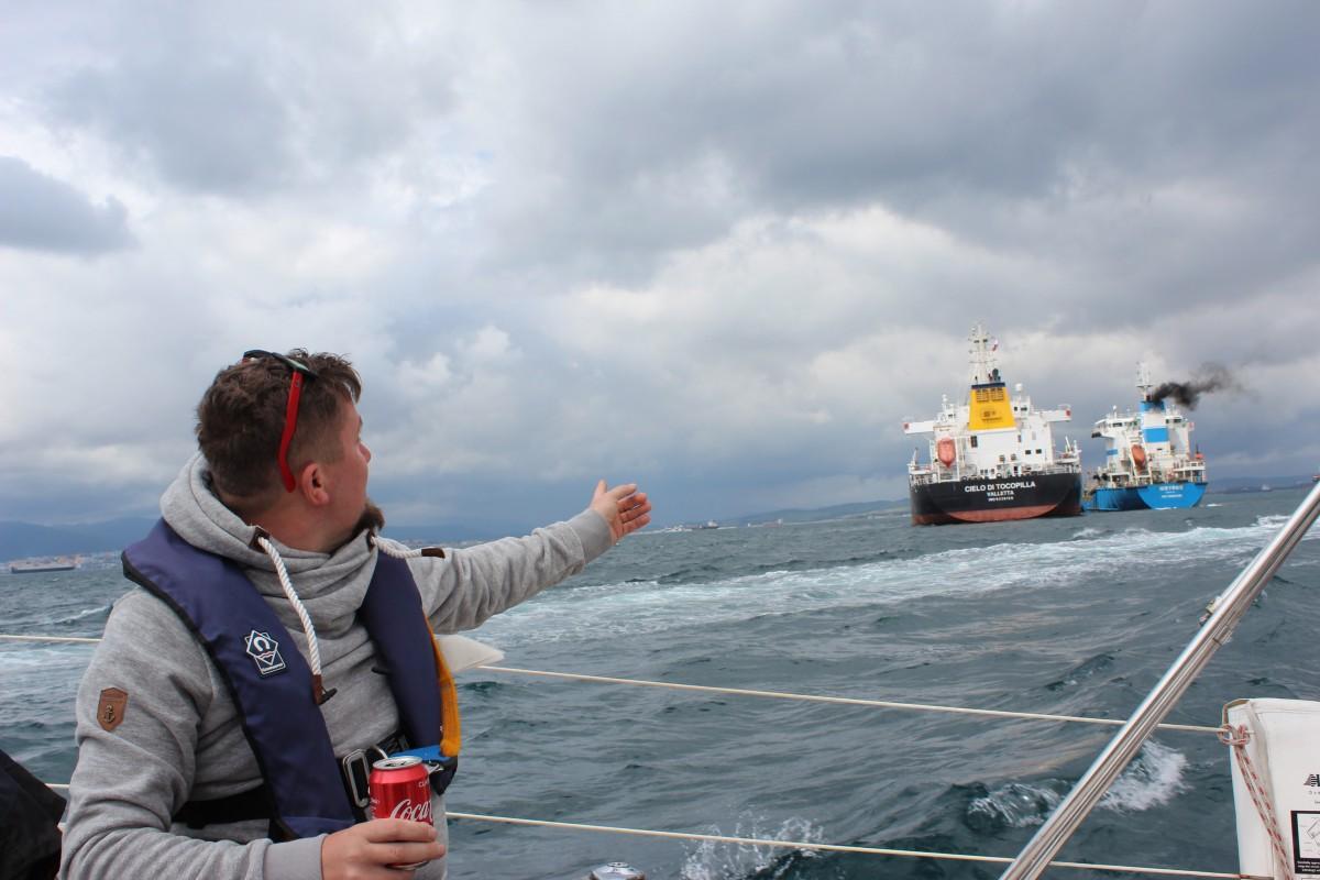 Zdjęcia: Cieśnina Gibraltar , Gibraltar, Ocean 1 Gibraltar 2, GIBRALTAR