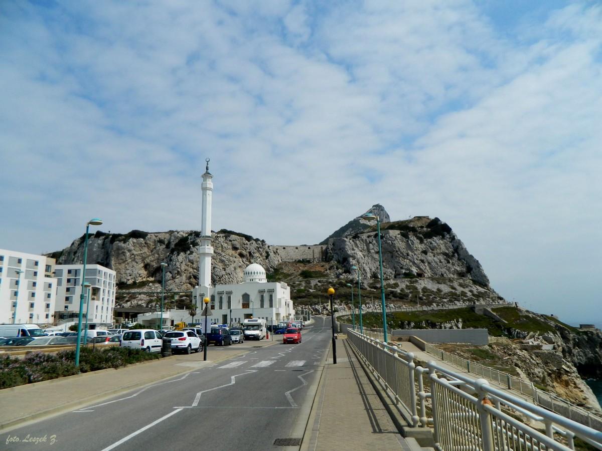 Zdjęcia: Półwysep Iberyjski., Wielka Brytania., Gibraltar., GIBRALTAR