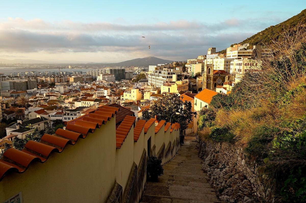 Zdjęcia: ., Skała Gibraltarska, Powrót, GIBRALTAR