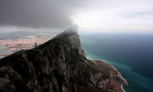 Zdjecie GIBRALTAR / - / Gibraltar / Na skale