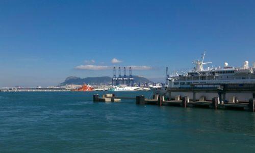 Zdjęcie GIBRALTAR / - / Cieśnina Gibraltarska / Cieśnina Gibraltarska