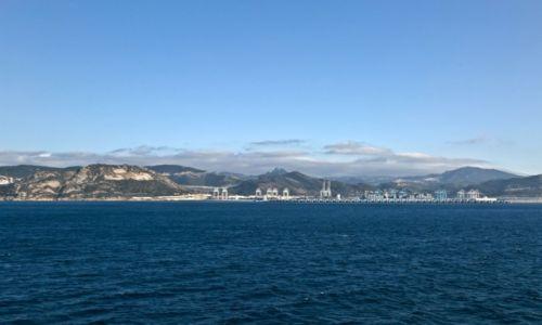 Zdjęcie GIBRALTAR / - / Cieśnina Gibraltarska / Z Algeciras do Tangeru