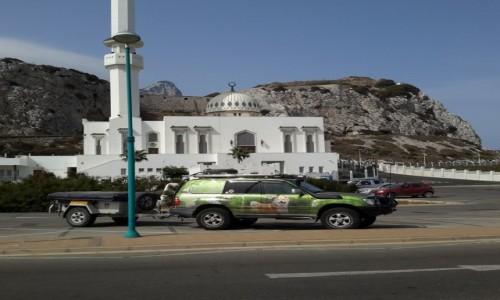 Zdjecie GIBRALTAR / zachod / Gibraltar / Gibraltar