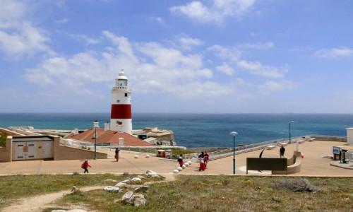 Zdjecie GIBRALTAR /   /   / Na Gibraltarze.