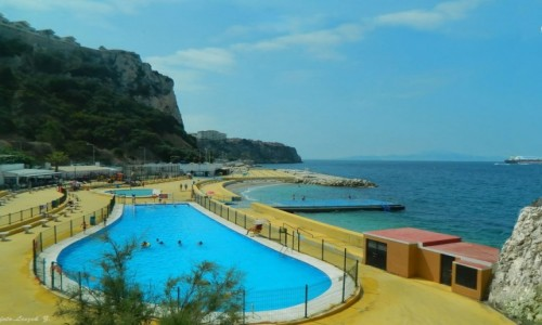 Zdjecie GIBRALTAR / Półwysep Iberyjski. / Gibraltar. / Gibraltar.