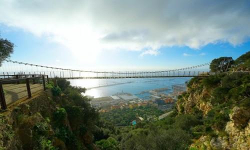 Zdjecie GIBRALTAR / Skała Gibraltarska  / . / Windsor Bridge