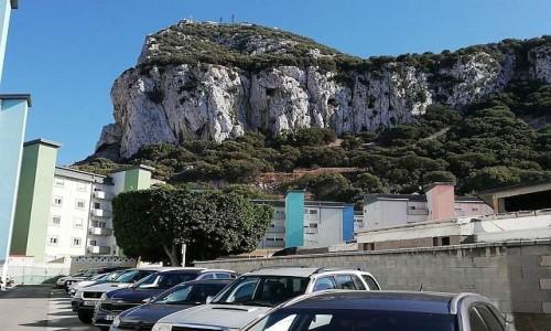 Zdjecie GIBRALTAR / Gibraltar / Gibraltar / Skała  gibraltarska