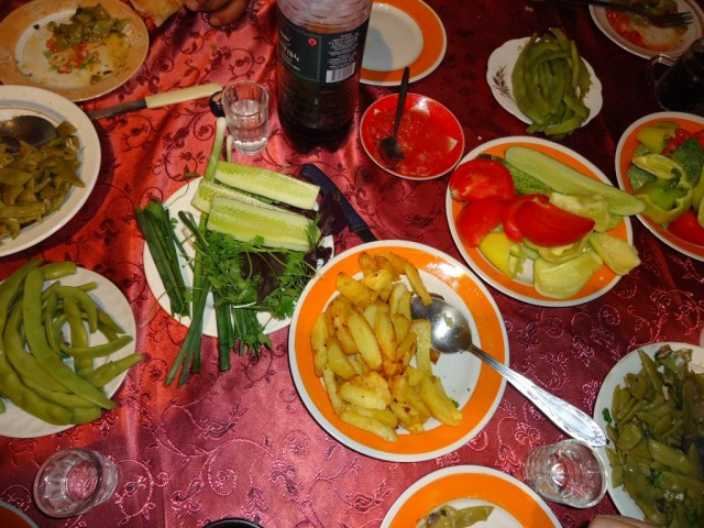 Zdjęcia: Stepanakert, Stepanakert, Potrawy, GÓRSKI KARABACH