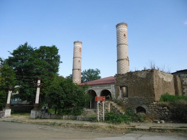 Zdjęcia: Szuszi (Susa), Rejon szuszyński, Szuszyńskie meczety, GÓRSKI KARABACH