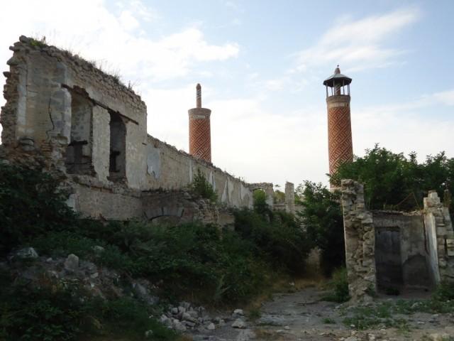 Zdjęcia: Szuszi (Susa), Rejon szuszyński, Szuszyńskie meczety (2), GÓRSKI KARABACH