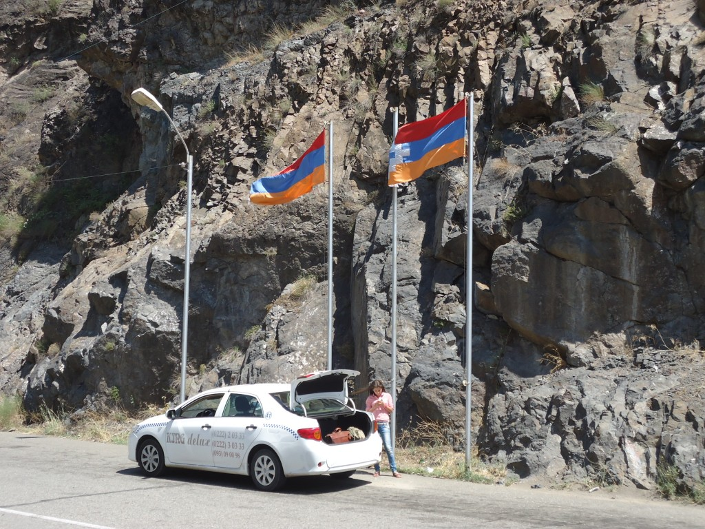 Zdjęcia: Granica z Karabachem, Sjunik, Granica, GÓRSKI KARABACH