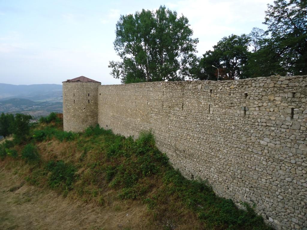 Zdjęcia: Szuszi (Susa), Rejon szuszyński, Fragment twierdzy, GÓRSKI KARABACH