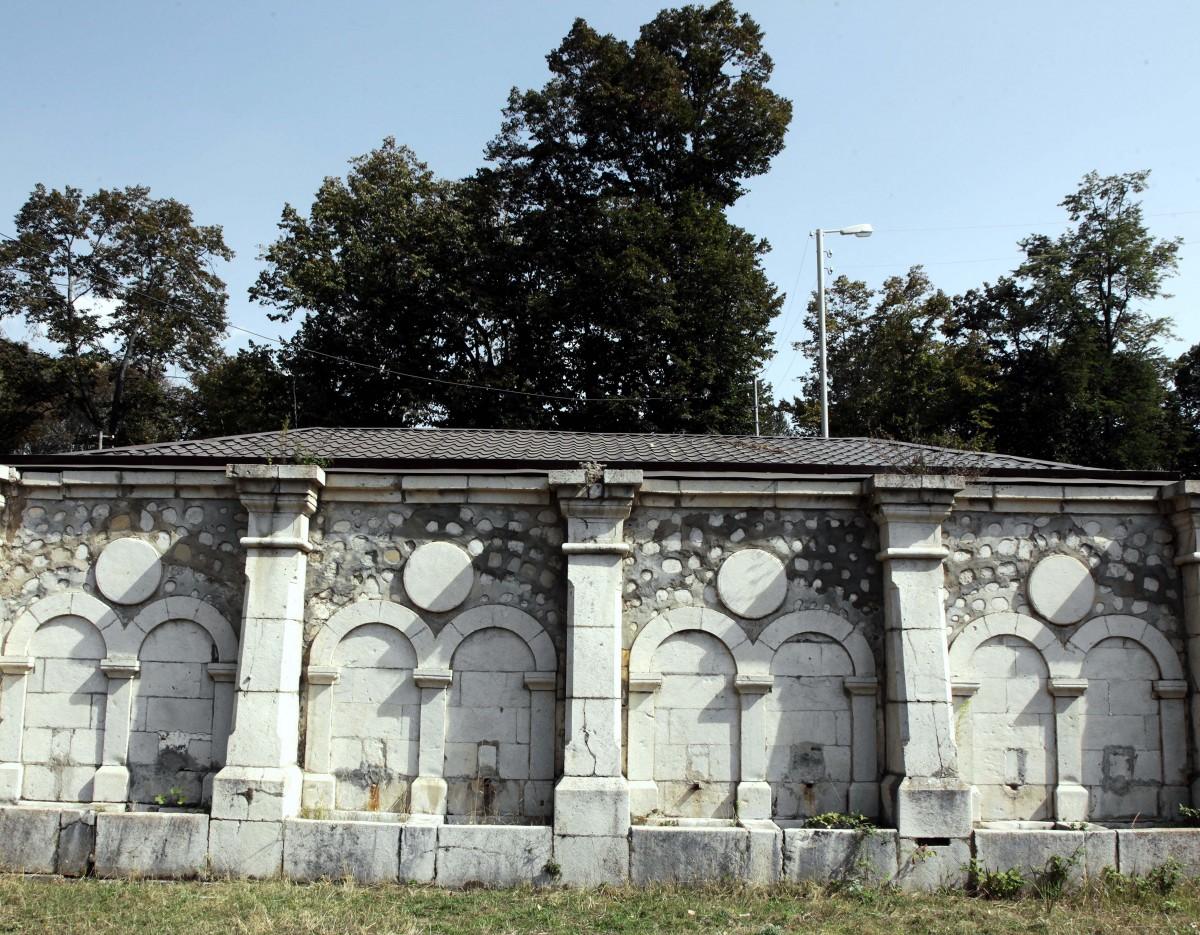 Zdjęcia: Szuszi ,  Region Szuszi , Miejskie mury, GÓRSKI KARABACH