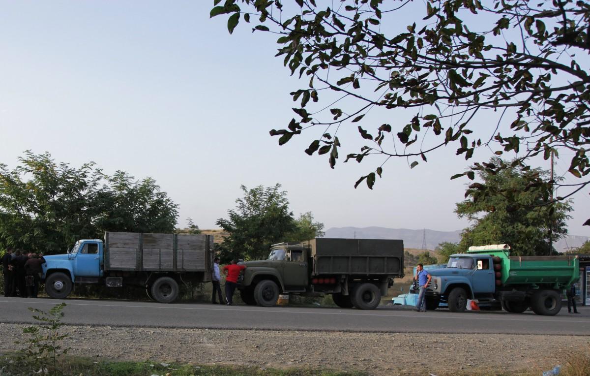 Zdjęcia: W drodze do  Stepanakert ,  Region Szuszi , Mój transport, GÓRSKI KARABACH