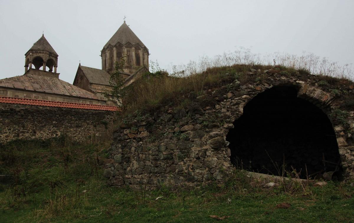 Zdjęcia: Gandzasar  ,  Aszkeran, Klasztor Gandzasar , GÓRSKI KARABACH