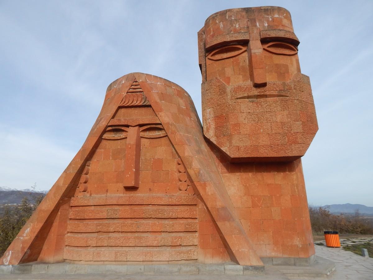 Zdjęcia: ., ., Stepanakert, GÓRSKI KARABACH