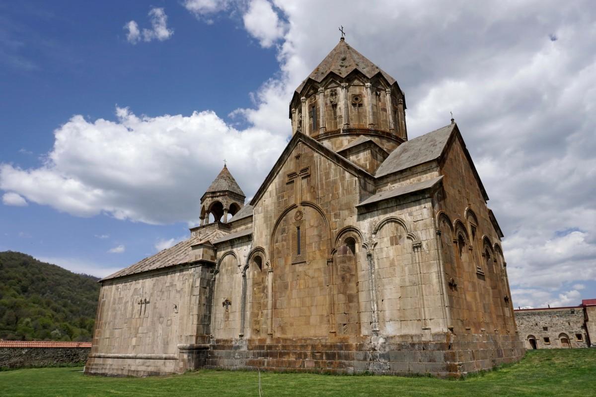 Zdjęcia: Vəngli, Północny Karabach, Monaster Gandzasar, GÓRSKI KARABACH