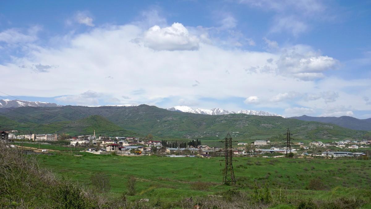 Zdjęcia: Stepanakert, Przedmieścia Stepanakertu, GÓRSKI KARABACH