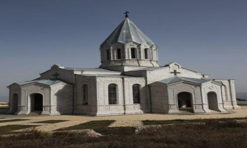 Zdjęcie GÓRSKI KARABACH / Region Szuszi / Szuszi / Katedra Ghazanchetsots, XIX w.