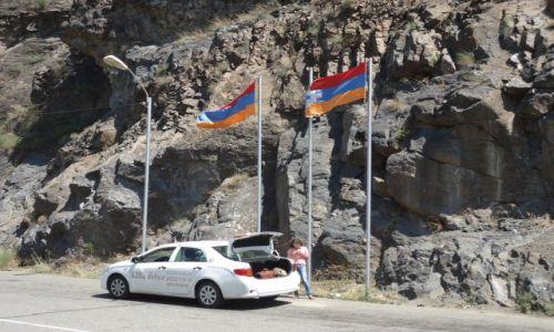 GÓRSKI KARABACH / Sjunik / Granica z Karabachem / Granica
