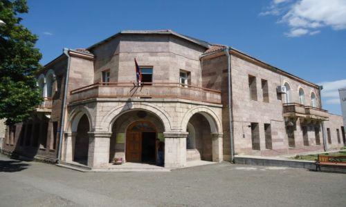 Zdjecie GÓRSKI KARABACH / Stepanakert / Stepanakert / Ministerstwo Spraw Wewnętrznych