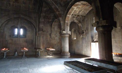 Zdjęcie GÓRSKI KARABACH / Rejon askerański / Wank / Monastyr Gandzasar - wnętrze