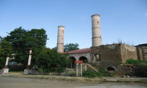 GÓRSKI KARABACH / Rejon szuszyński / Szuszi (Susa) / Szuszyńskie meczety