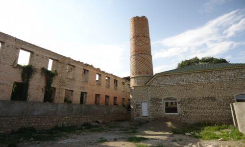Zdjecie GÓRSKI KARABACH / Rejon szuszyński / Szuszi (Susa) / Szuszyńskie meczety (3)