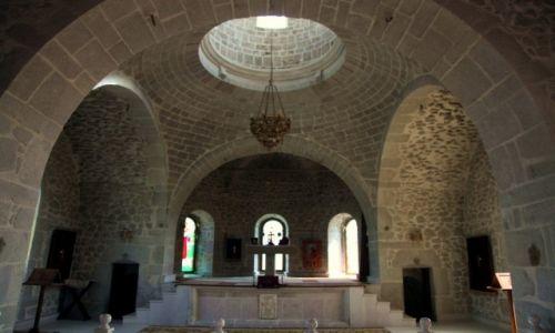 Zdjecie GÓRSKI KARABACH / Region Szuszi  / Szuszi / Cerkiew (nowa), prezbiterium