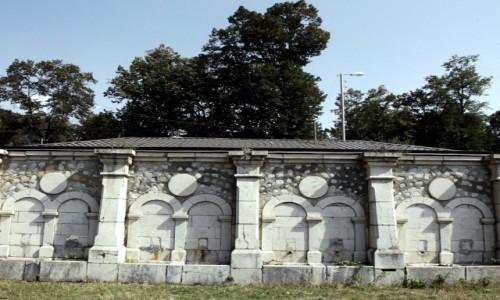 Zdjecie GÓRSKI KARABACH /  Region Szuszi  / Szuszi  / Miejskie mury