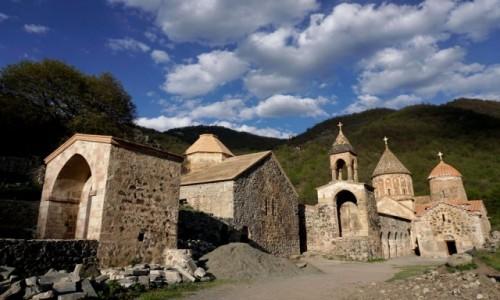 Zdjecie GÓRSKI KARABACH / Północny Karabach / Vəng / Monaster Dadiwank