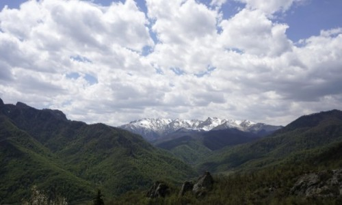 GÓRSKI KARABACH / - / - / Krajobraz Górskiego Karabachu