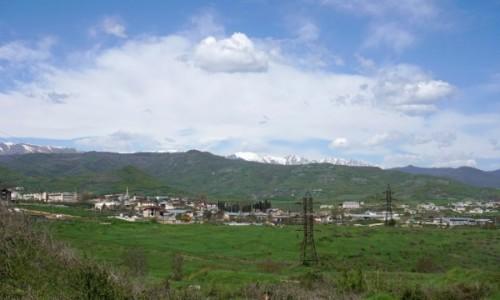 Zdjecie GÓRSKI KARABACH / - / Stepanakert / Przedmieścia Stepanakertu