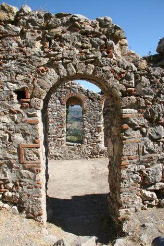 Zdjęcia: ruiny Mistry, Mistra, GRECJA