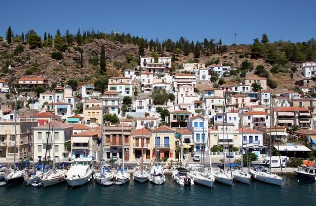 Zdjęcia: Wyspa Poros, Wyspa Poros, GRECJA