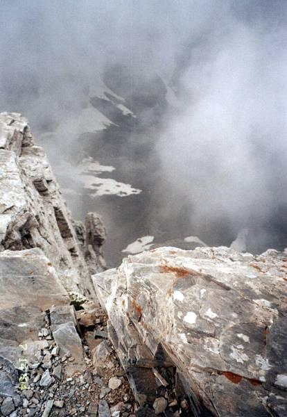 Zdjęcia: W drodze na szczyt Mitikas, powyżej schroniska Spilios Agapitos, Pieria. Masyw Olimpu, Grzbiet Livadaki, GRECJA
