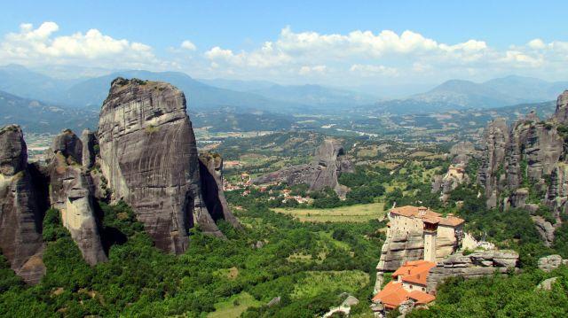 Zdjęcia: Kalambaka, Tesalia, Meteory, GRECJA