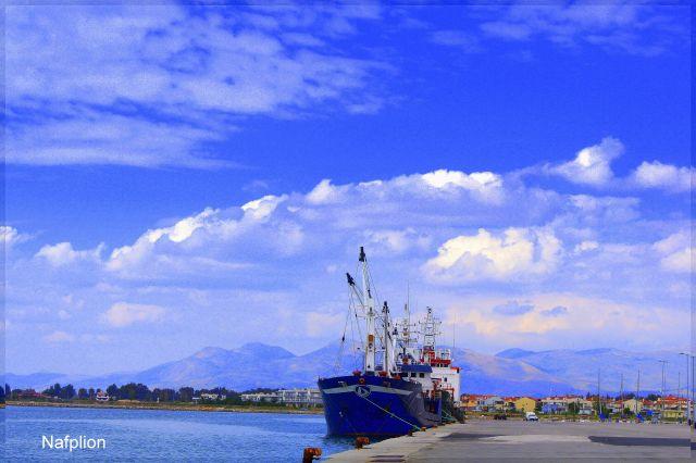 Zdjęcia: Nafplion, Peloponez, Nafplion, GRECJA