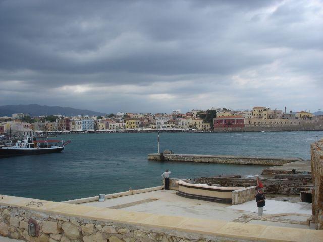 Zdjęcia: Kreta -Chania, Port Wenecki, GRECJA