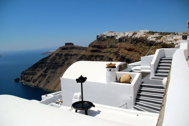 Zdjęcia: Oi, Santorini, Kaldera, GRECJA